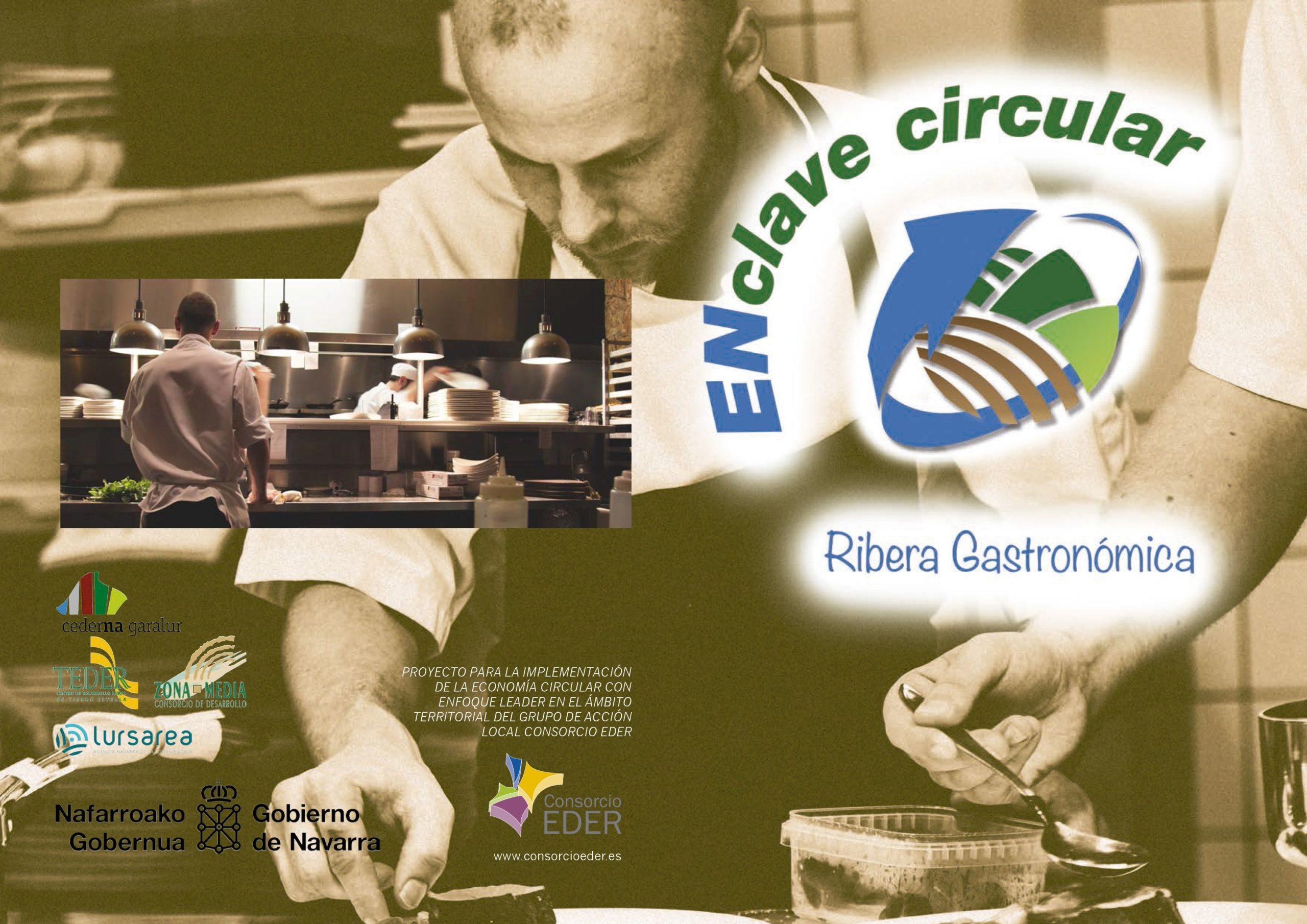 díptico presentación Proyecto Economía Circular con enfoque LEADER-1